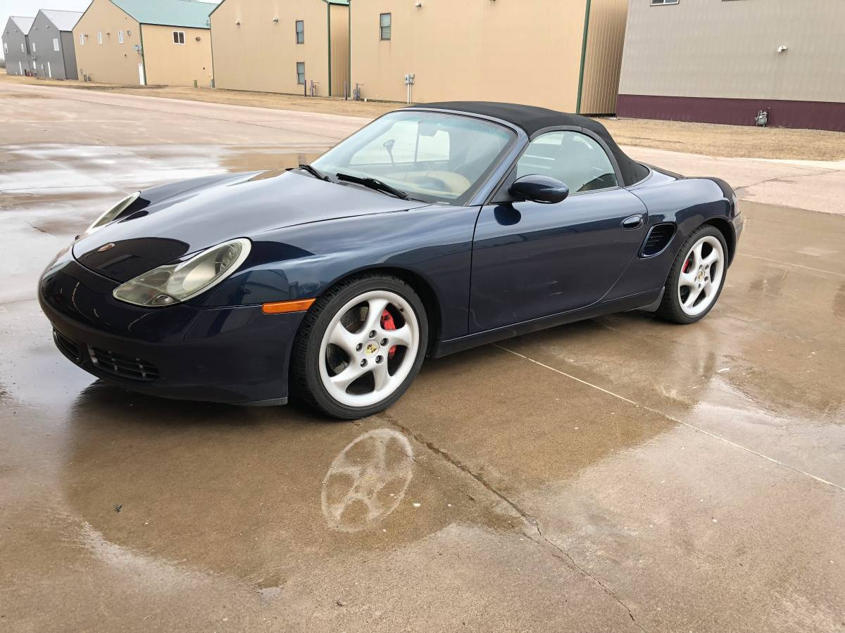 2000 porsche boxster s for sale burbbble. Black Bedroom Furniture Sets. Home Design Ideas