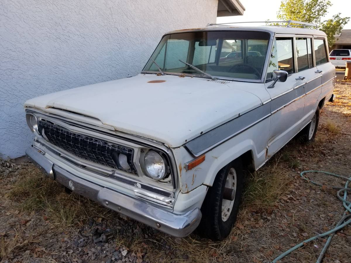 1977 Jeep Wagoneer for sale - Dream of Driving