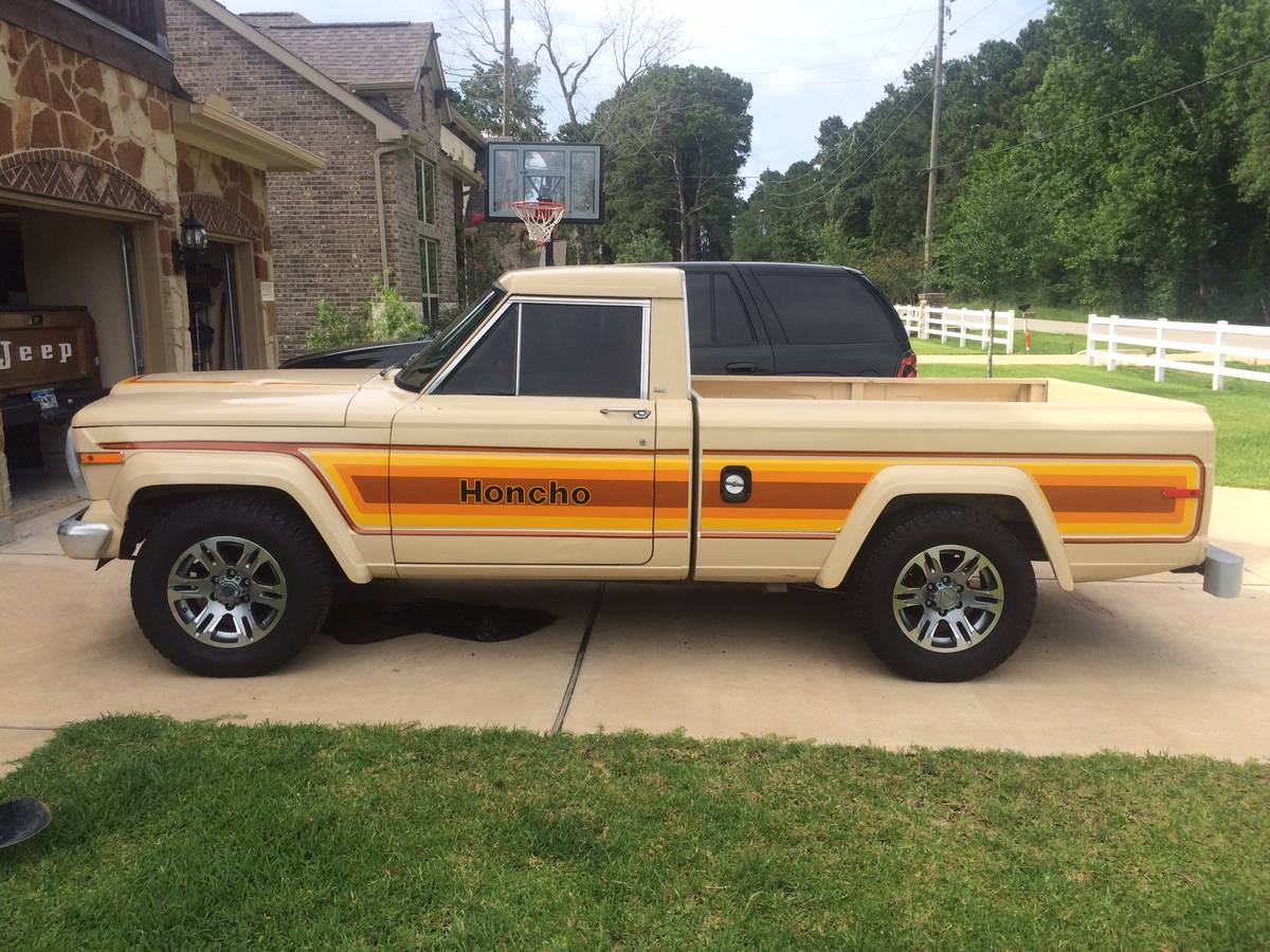 1982 Jeep J10 Honcho for sale - Dream of Driving
